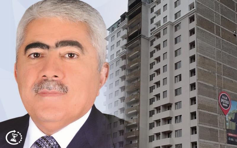 """Oliqarx deputatın narazılıq yaradan """"Kristal Abşeron""""u: elə yerlərdə bina tikir ki… FOTOLAR"""