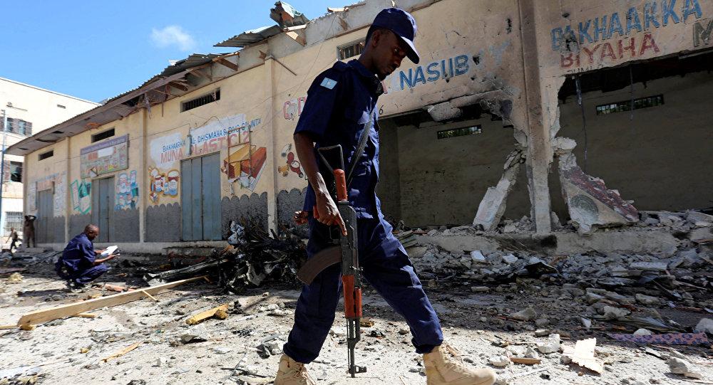 Terrorçular Afrikada nazirliyə hücum etdi: Nazir müavini öldürüldü