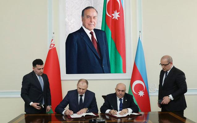 Azərbaycan və Belarus terrora qarşı birgə mübarizə aparacaq – Foto