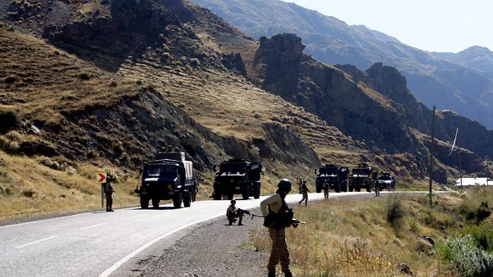 Türkiyə və Rusiya İdlibdə birgə patrula başlayır