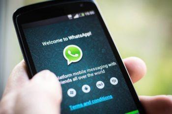 """WhatsApp"" da barmaq izinə keçir"