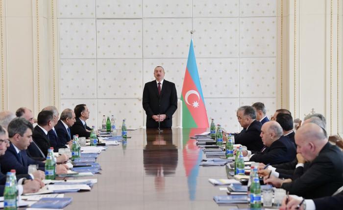 """""""Son 15 ildə Azərbaycan qədər inkişaf edən ikinci ölkə olmayıb"""" – Prezident İlham Əliyev"""
