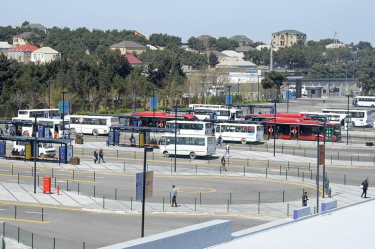 Bakıda 20 marşrut xətti üzrə avtobusların hərəkəti dəyişdirilir (SİYAHI)