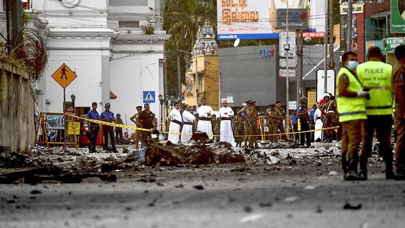 Şri-Lankada daha bir partlayış olub