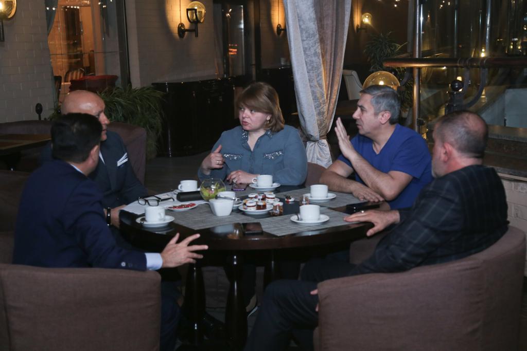 Rusiya azərbaycanlılarından yeni birlik modeli: Moskvada yeni diaspor qurumu yaranır