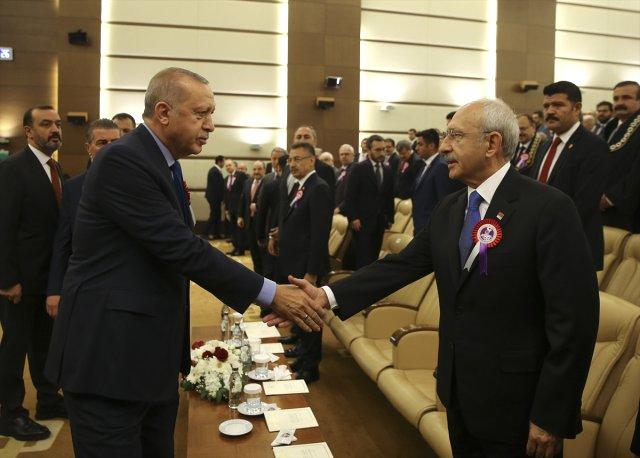 Ərdoğan hücuma məruz qalan Kılıçdaroğlu ilə görüşdü – YENİLƏNDİ
