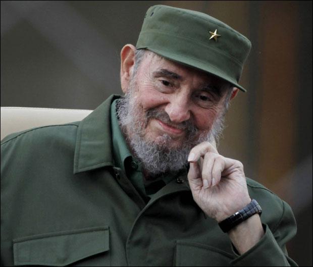 Fidel Kastro ile ilgili görsel sonucu