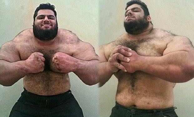İranlı Hulk rinqə çıxacaq