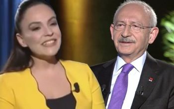 Müxlifət liderinə gülən aparıcı işdən qovuldu – Video