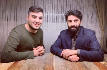 """Mehman Hüseynov qardaşı ilə görüşdü: """"Yuxu kimi gəlir"""" – Foto"""