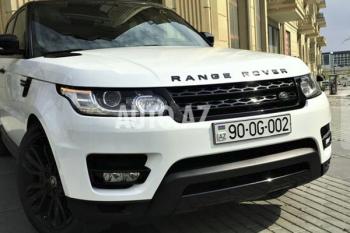 """Bakıda """"Range Rover""""la adam vuran sürücü oliqarx çıxdı – FOTO"""