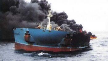 """""""İsrafil Hüseynov"""" gəmisində partlayışda yaralanmış işçilərdən biri ölüb"""