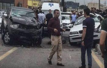 Bakıda ata və oğulun öldüyü dəhşətli qəzanın görüntüləri yayıldı – Video