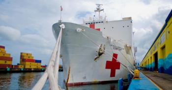 ABŞ Venesuela sahillərinə tibbi gəmi göndərməyə qərar verib