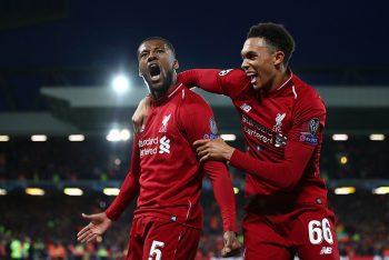 """Salahsız """"Liverpool"""" Messiyə şok yaşatdı – 4:0 – Video"""