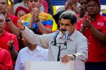 Maduro müxalifətlə danışıqların başlandığını bəyan etdi