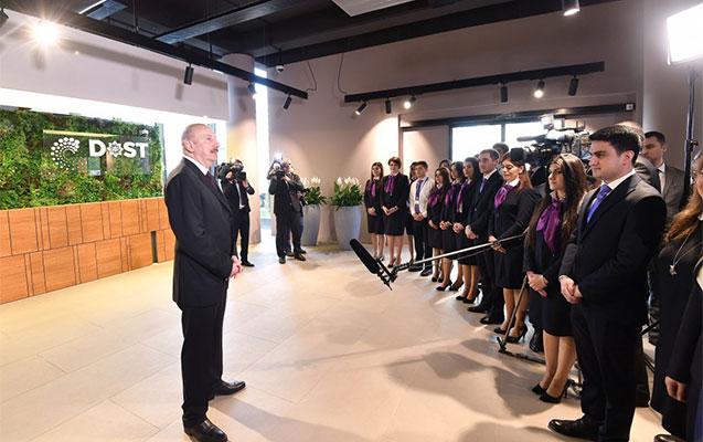 """""""10 minədək vətəndaş Özünüməşğulluq Proqramı ilə əhatə olunacaq"""" – Prezident"""