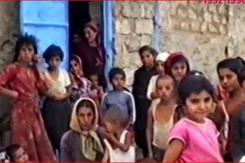 Efirdə Qarabağla bağlı nadir kadrları yayımlayıb – Video