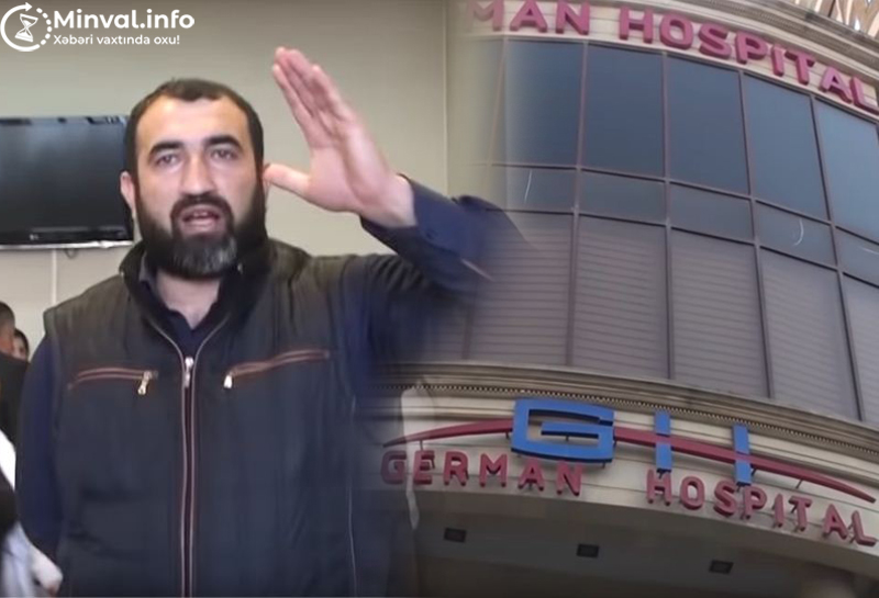 """""""Bura gəlməyin, çobandırlar"""" – Körpəsi ölən valideynin üsyanı – Video"""