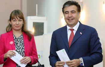 Saakaşvili arvadını öldürtmək istəyib? – Şok ittiham