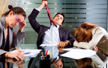 "Ofis işi insanı necə ""öldürür""? – İmpotensiya, tromboz, babasil, ostexondro ..."