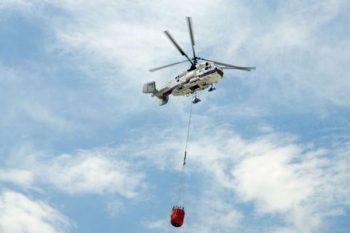 Yardımlıda dağlarda yanğın: Əraziyə helikopter cəlb edilib