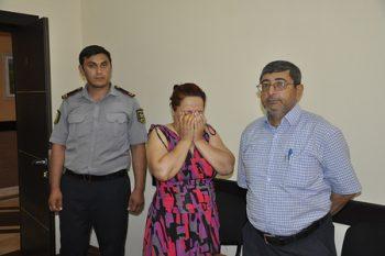 HAcıqabulda qadın bacısına qarşı cinayət törətdi