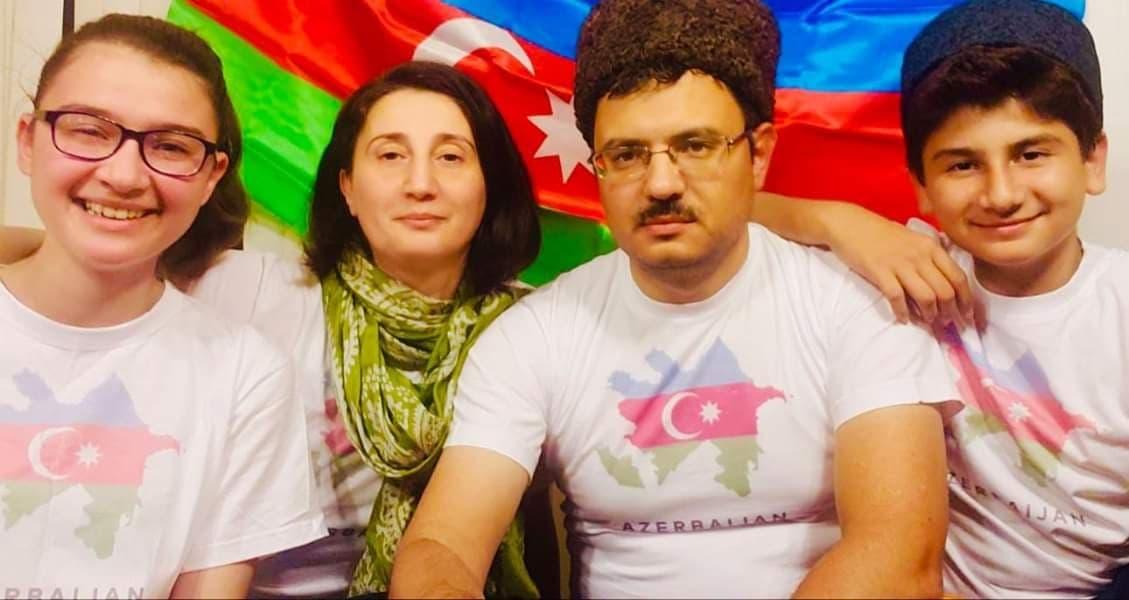 ABŞ prezidentinin xüsusi diplom verdiyi azərbaycanlı yeniyetmə – FOTOLAR