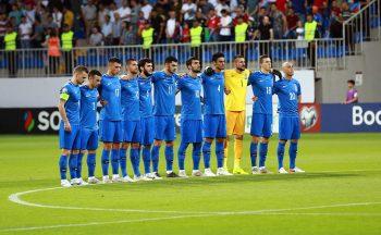Azərbaycan millisi AVRO-2020-nin seçmə mərhələsində növbəti oyununu keçirəcək