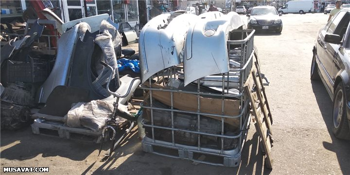 Avtomobil ehtiyat hissələri bazarında kritik durum: Bazar rəhbərliyinə qarşı narazılıq artır – REPORTAJ, FOTOLAR