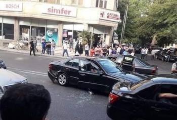 Binəqədidə kriminal avtoriteti güllələyən şəxs saxlanıldı – Video