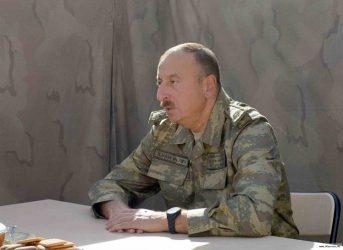 Prezident hərbi qulluqçuları təltif etdi – Siyahı