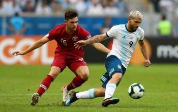 Argentina 1/4 finala yüksəldi
