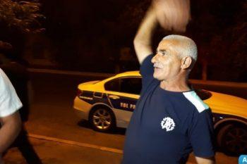 """Ağsaqqal sürücü: """"İçib tank sürmürəm ki, maşın sürürəm"""" (VİDEO)"""