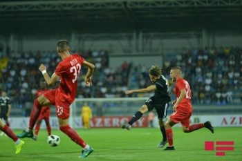 """""""Qarabağ"""" """"Dandolk""""la cavab oyununu keçirəcək"""