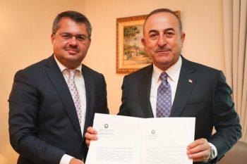 Türkiyə ilə Azərbaycan arasında viza rejimi ləğv ediləcək
