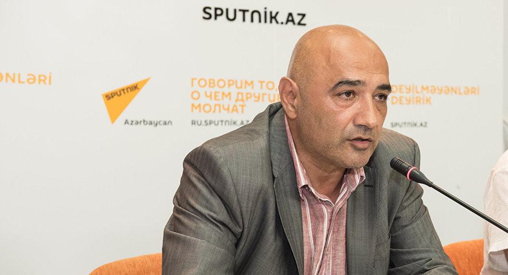 Politoloq Tofiq Abbasov ile ilgili görsel sonucu