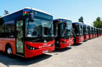 Sabahdan 46 nömrəli marşrut xəttində yeni avtobuslar fəaliyyətə başlayacaq