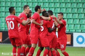 """""""Neftçi"""" Azərbaycan futbolu tarixində birdən üç rekord vurub"""