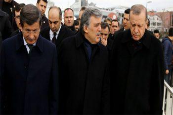 """Ərdoğan: """"Abdulla Gül və Əhməd Davudoğludan incimişəm"""""""