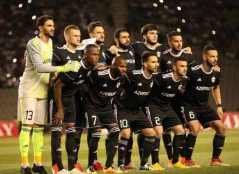 """""""Qarabağ"""" UEFA reytinqində irəlilədi"""