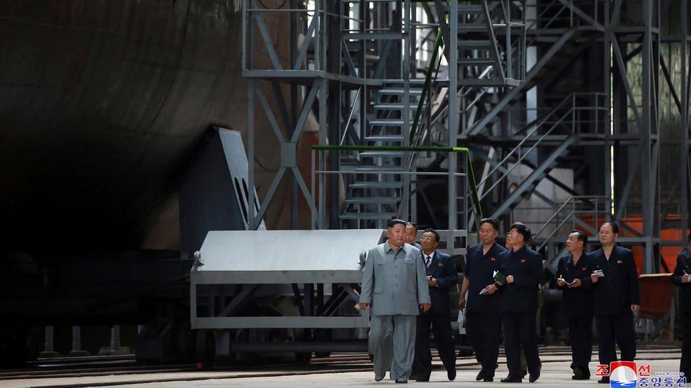 Şimali Koreya prezidenti dəhşətli silahını ortaya çıxardı