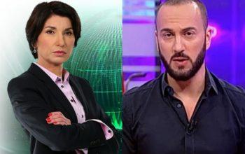 """""""Sifətini əzişdirməyə hazıram"""" – Azərbaycanlı aparıcıdan gürcü jurnalistə"""