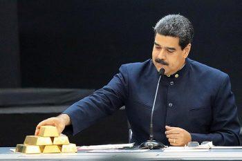 Venesuela ötən həftə $40 mln. dəyərində qızıl satıb