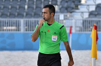 Azərbaycanlı FIFA referisi beynəlxalq təyinat alıb