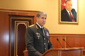 Vilayət Eyvazov polis rəisini işdən çıxardı