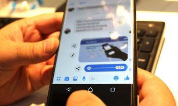 ŞOK: Facebook mesajlarınızı pul qarşılığında satır