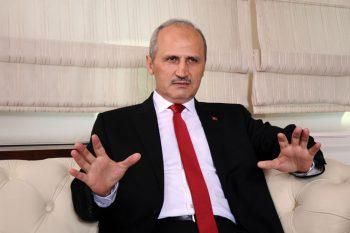 """Nazir Mehmet Cahit Turan: """"Sərnişinlər Ankaradan Bakıya qatarla birbaşa səyahət edə biləcəklər"""""""