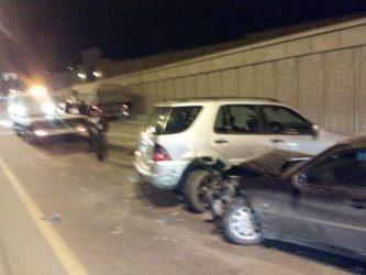 Bakıda avtomobillər bir-birinə girdi – DƏHŞƏTLİ QƏZA