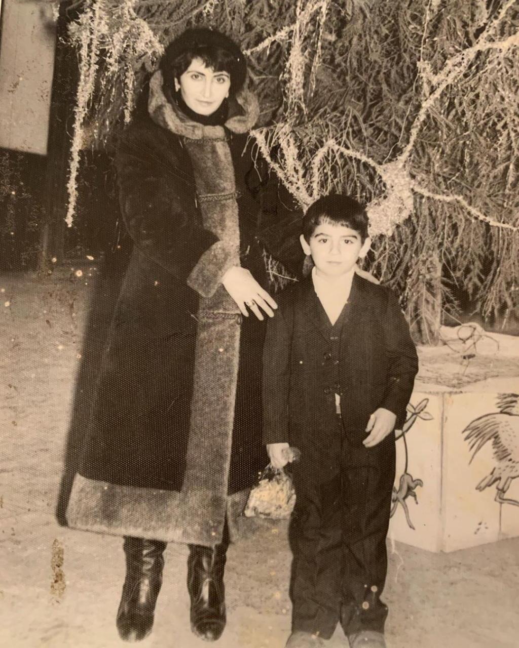 Bu uşaq indi Azərbaycan şou-biznesinin ən məşhur üzvüdür – FOTO